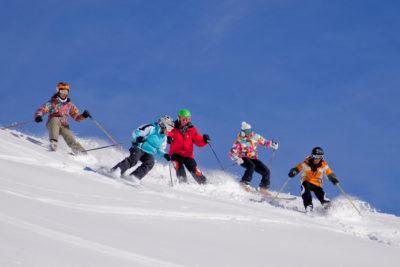 WE ski – Morillon