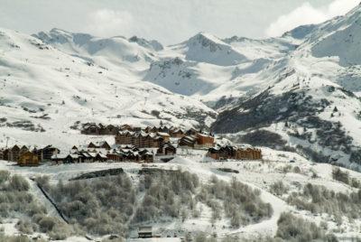 Semaine ski – Valmeinier
