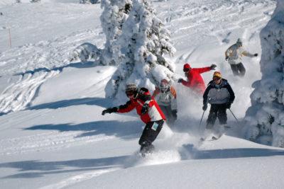 Semaine ski – Groupe vacances