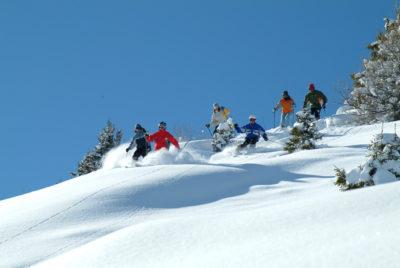 Semaine ski – Morillon
